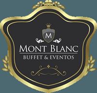 Mont Blanc Buffet e Eventos Logo